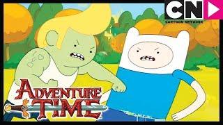 Время приключений   Травяной клинок   Cartoon Network