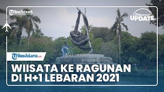 TRIBUN TRAVEL UPDATE: Wisata ke Taman Margasatwa Ragunan di H+1 Lebaran 2021