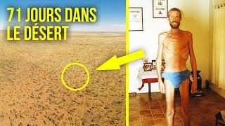 L'homme qui a survécu 71 jours seul en plein désert (Enterré vivant) - HDS#4