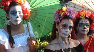 Day Of The Dead (Dia de los Muertos) HD