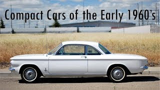 (AH) Ep. 3 The Compact Cars Of The Early 1960s