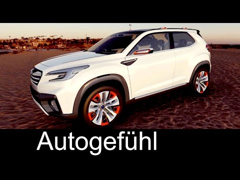 Subaru Viziv Future Concept at Tokyo Motor Show 2015 – Autogefuhl