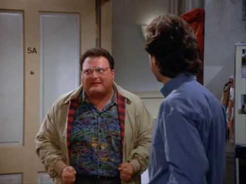 "Seinfeld: Newman: ""When you control the mail..."""
