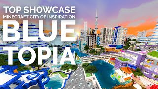 Minecraft City Of Inspiration - Blue Topia (N2.0)