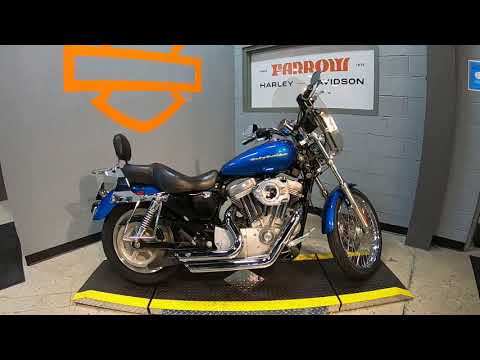 2006 Harley-Davidson Sportster 883 Custom XLH 883 CUSTOM