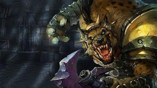 История Тюрьмы Штормграда [Warcraft]   Вирмвуд