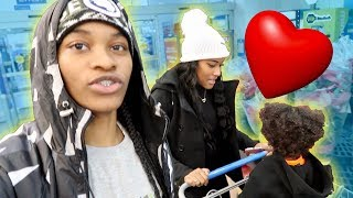 Download Youtube: OUR FIRST TIME GROCERY SHOPPING TOGETHER❤️