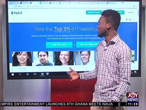 Tech Talk - Joy News Interactive (9-5-18)