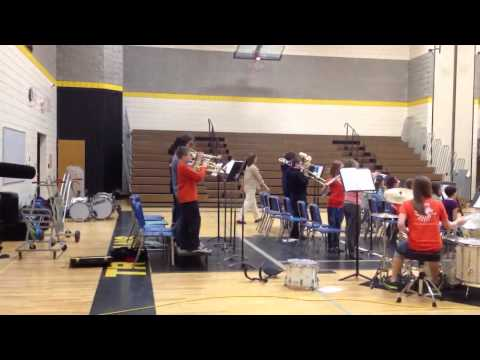 Ems bully rally gold jazz band