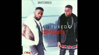 Chris Brown Ft. Blaq Tuxedo - Waterbed (Instrumental Remake)