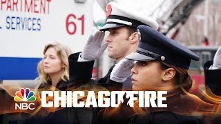 Chicago Fire   Shay's Dedication Ceremony (Episode Highlight)