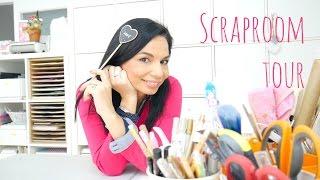Scraproom tour! Proyecto Scraproom. Episodio 9: Un cambio de concepto