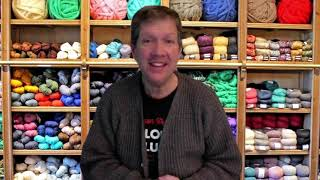 Knitting with QueerJoe Episode 4 April 08, 2020 - No Face For Facial Hair