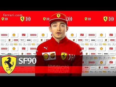 SF90 - Charles Leclerc