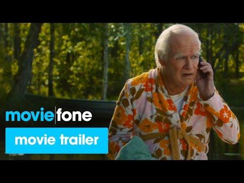 'The 100 Year Old Man' Trailer (2015): Robert Gustafsson, Iwar Wiklander