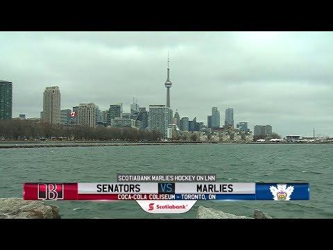 Senators vs. Marlies | Feb. 10, 2019
