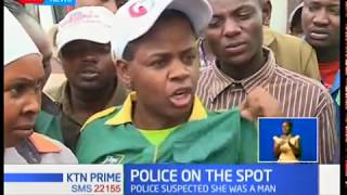 Woman in Kayole threatens to sue two police officers based at Huruma police station