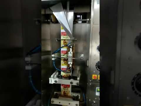 Filsilpek Oil Pouch Packing Machine