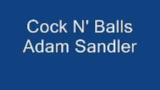 Cock N Balls-Adam Sandler wmg