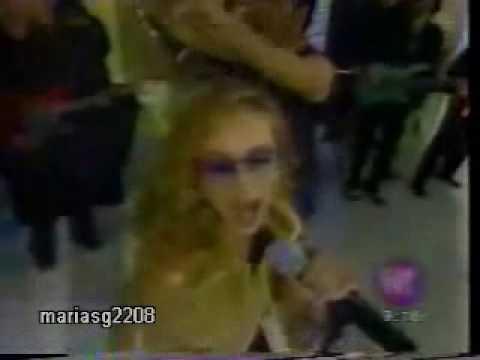 paulina rubio canta lo hare por ti en el programa hoy