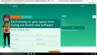 Work At Home Testing Software for TestBirds (Worldwide)