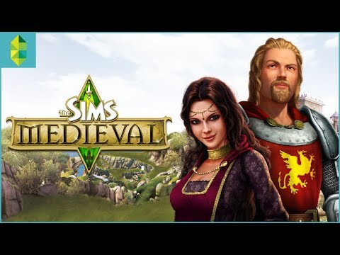 Gameplay de The Sims: Medieval Ultimate Edition