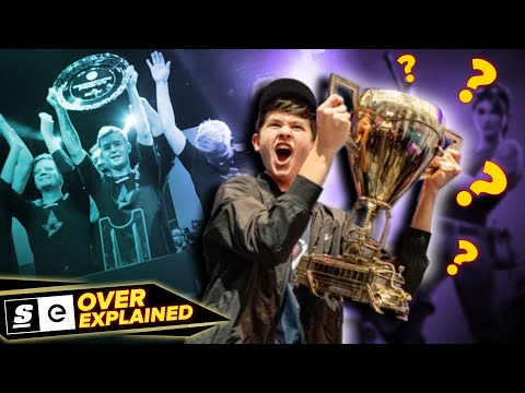What the hell IS an esport, anyway?   OverExplained
