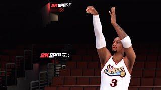 NBA 2K19 Allen Iverson Jumpshot FIX