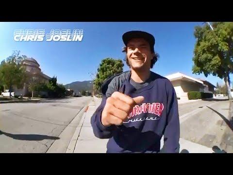 Chris Joslin Sick Mode Skateboarding Part