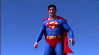 Making of Superman vs Hulk - The Fight (Part 4) - Draft #1