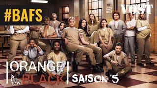 09/06 - Orange is The New Black Toute la saison 5