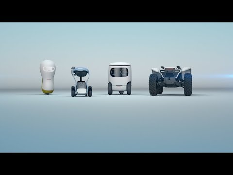 CES 2018 Preview: Honda's New Robotics Concept