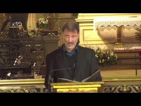Messe du samedi soir à Saint-Germain l'Auxerrois