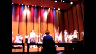Show Choir Welcome to the 60s - Spring Concert (2015)