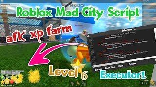 roblox mad city xp farm script - TH-Clip