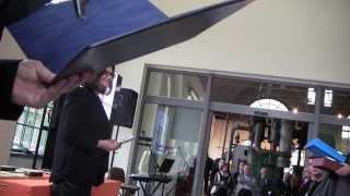 preview picture of video 'Otwarcie galerii ELEKTROWNIA oraz rozdanie nagród PIERŚCIENIE SATURNA 2013 [TV.Czeladz.org]'