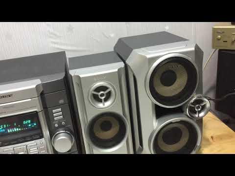 Dàn âm thanh bãi Sony RV6 tại Minh An Audio