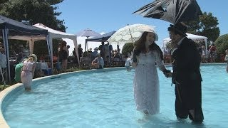 preview picture of video 'Napier Art Deco Weekend'