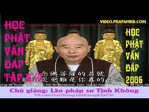 Học Phật Vấn Đáp tập 5, Pháp Sư Tịnh Không Giải Đáp