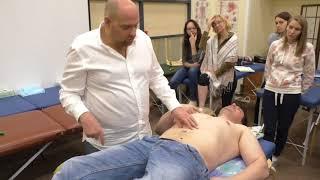 Остеопатия и проблемы ЖКТ: работа с желудком, кишечником, печенью