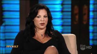 Sara Ramirez on Lopez Tonight - 29.09.2010