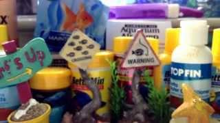 Betta Fish Supplies