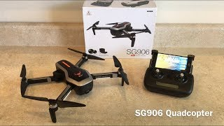 """SG906 """"Beast"""" Drone Review"""