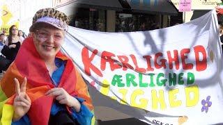 11. Maj. 2019: Mangfoldighedsfestens pride parade