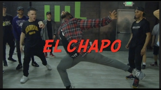 El Chapo - The Game - @Willdabeast__ Choreography - #buckSeries