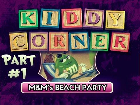m m beach party wii