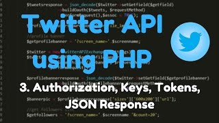 1.3: Twitter API - Retrieve list of Tweets, Predefined libraries & URLs