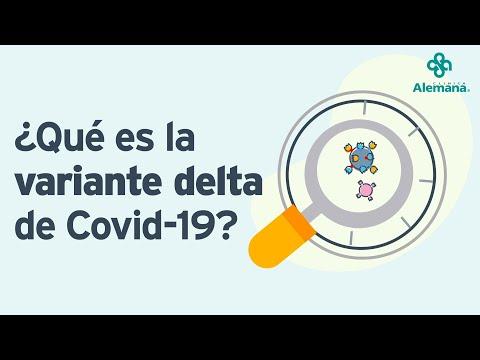 La Variante Delta Del Covid-19 ¿En Que Consiste?
