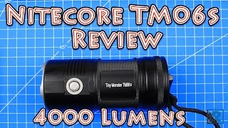 Nitecore TM06s Review