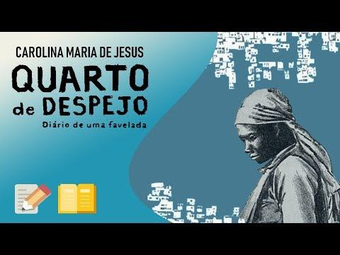 VESTIBULAR | RESENHA: Quarto de Despejo, de Carolina Maria de Jesus (UNICAMP, UEPG, UFRGS, UEM, UFT)